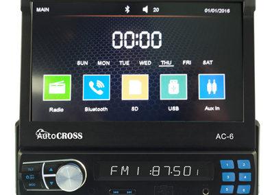 Multimedia  INDASH 7″ AutoCross AC-6