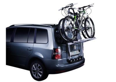 Portabicicletas parte trasera Thule BackPac 2-4 Bicicletas