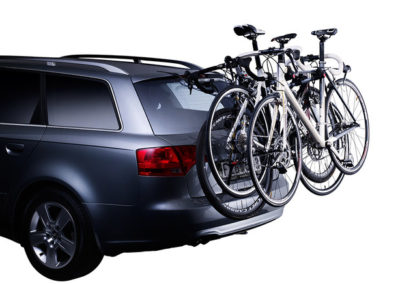 Portabicicletas parte trasera Thule ClipOn 3 bicicletas