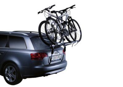 Portabicicletas parte trasera Thule ClipOn High 2 bicicletas