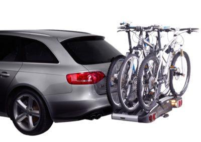 Portabicicletas Bola Remolque Thule EuroClassic G6 3 Bicicletas